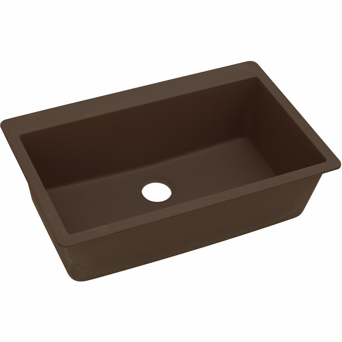 "Elkay Classic 33"" x 20 8"" Single Bowl Top Kitchen Sink"
