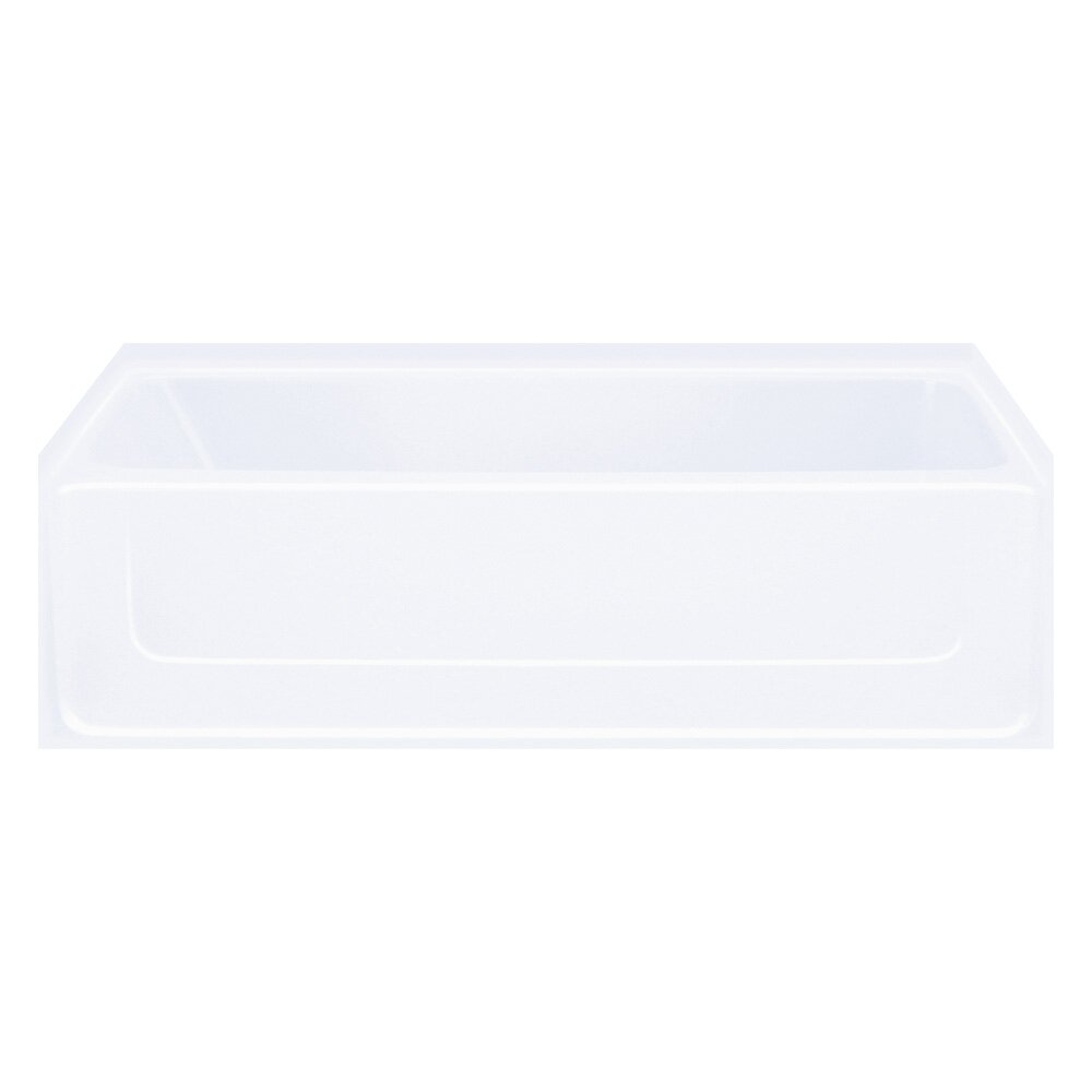 acrylic soaking tub 60 x 30. sterling by kohler all pro 60 x 30 soaking bathtub acrylic tub i
