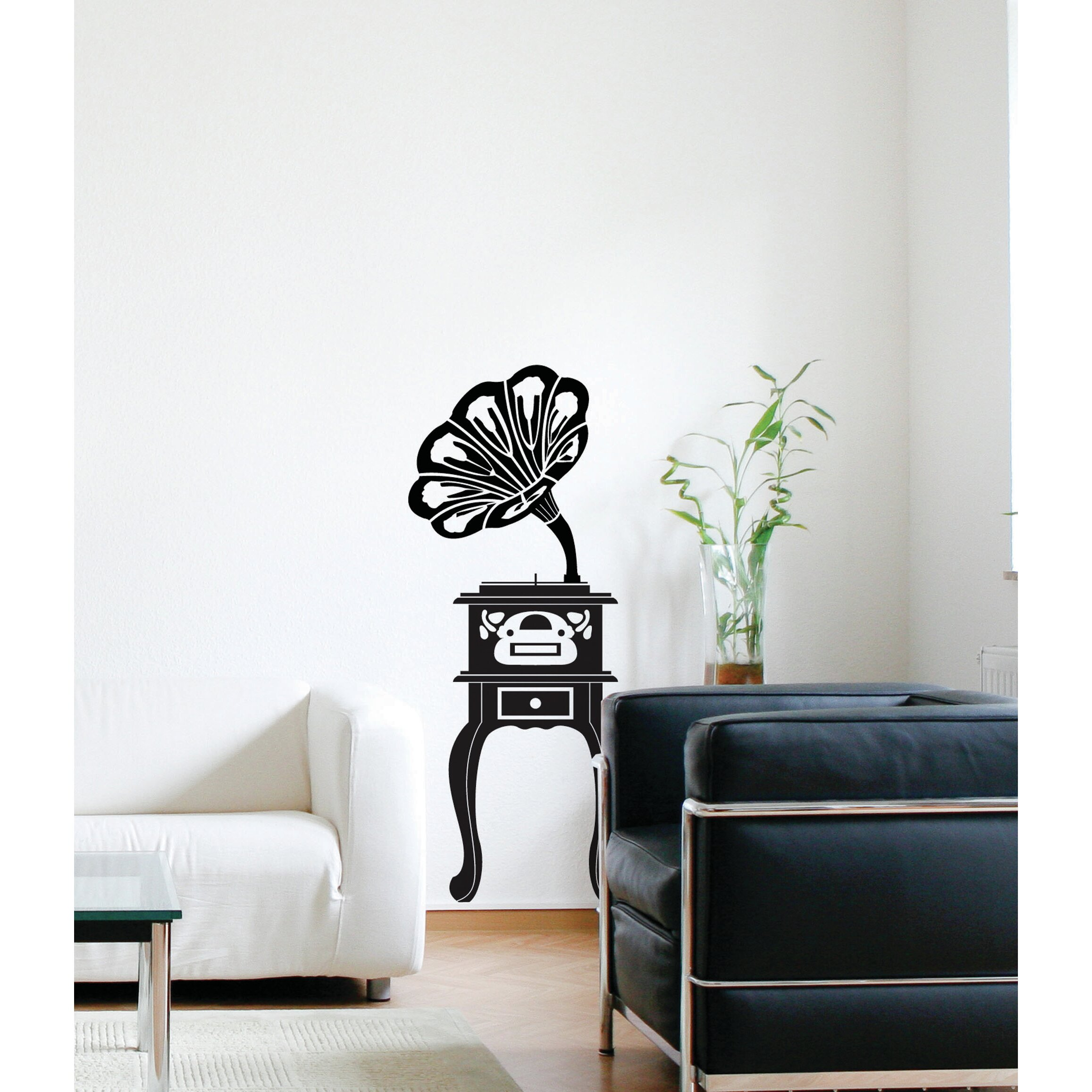 how to put up a backsplash in the kitchen spot phonograph wall decal allmodern 9929