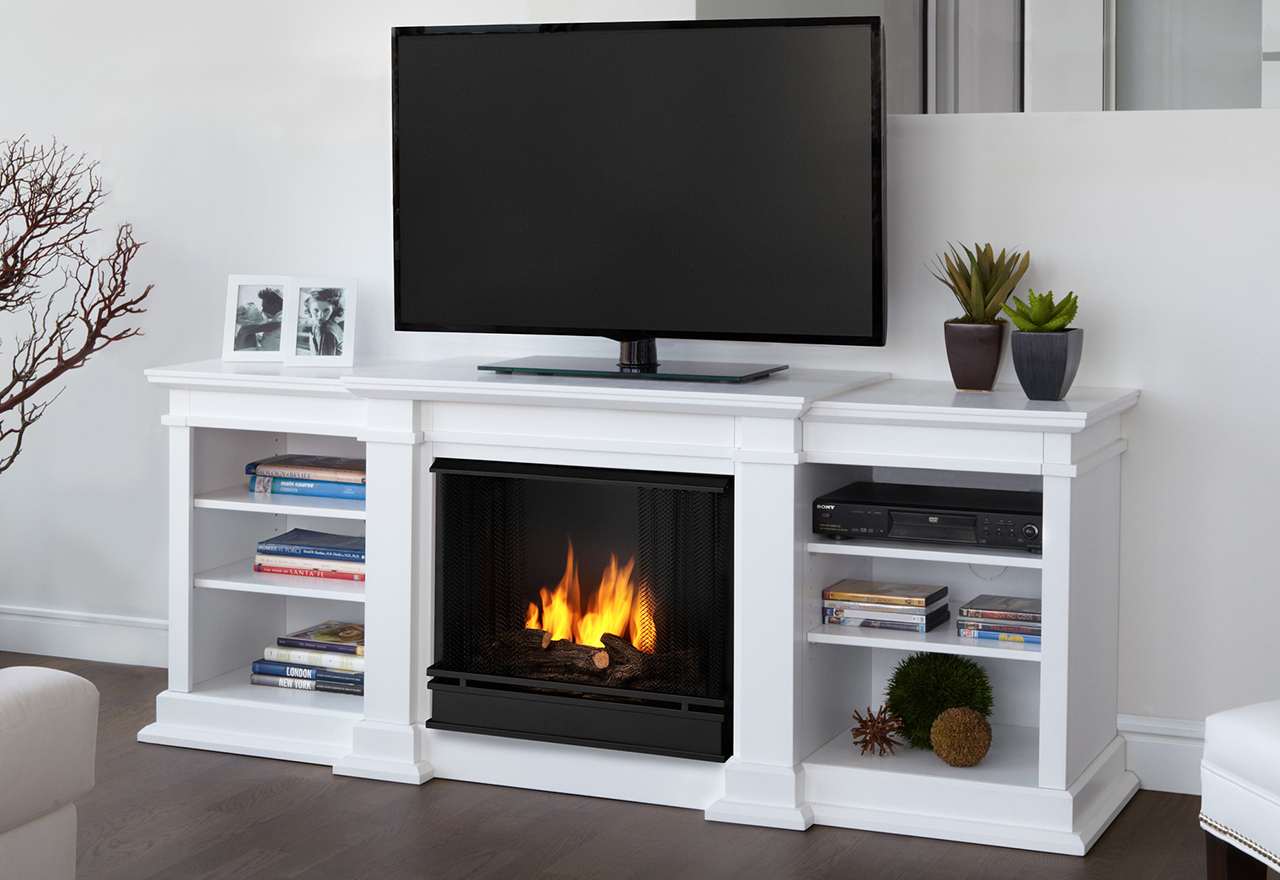 Fireplace Tv Stands In One Sale Allmodern