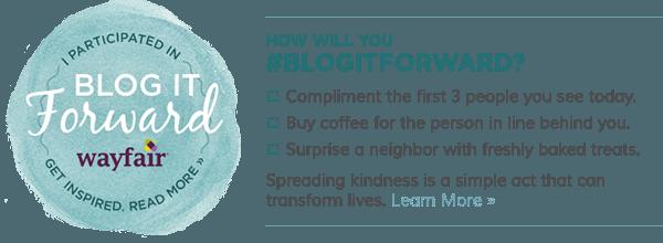 Blog It Forward