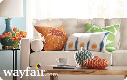 Wayfair Gift Cards Wayfair
