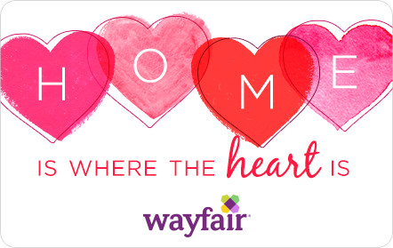 wayfair gift card wayfair gift cards wayfair 1509