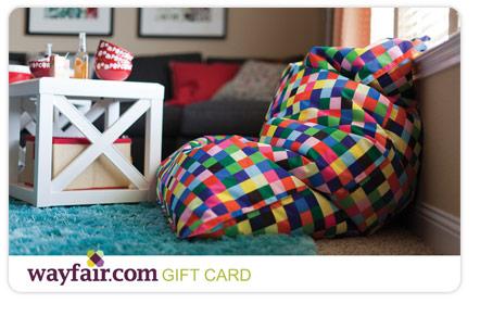 Wayfair Gift Card - Gift Card Ideas