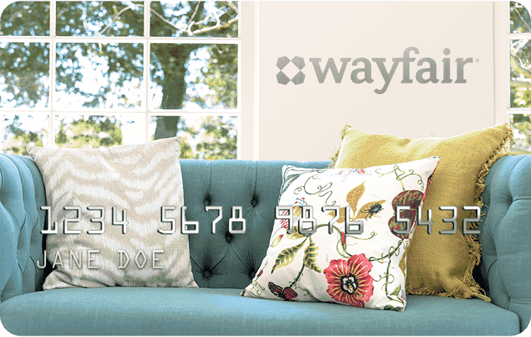 wayfair gift card wayfair com online home store for furniture decor 1363