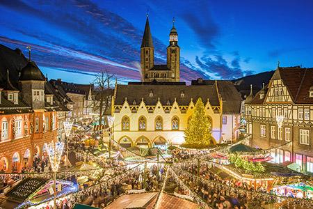 Das Sind Die Schonsten Weihnachtsmarkte Deutschlands Mit Vergnugen